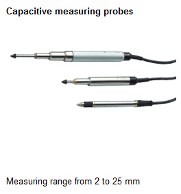 Dantsin Sylvac Capacitive measuring probes